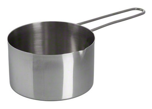 American Metalcraft (MCW150) 1-1/2 Cup Stainless Steel Measuring Cup (American Measuring Metalcraft Steel Stainless Cups)