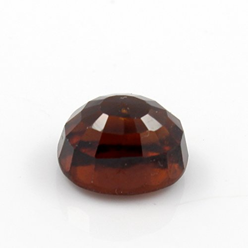 Be You 5.55cts Orange Couleur Facettes Ovale Forme Naturel Odisha Hessonite