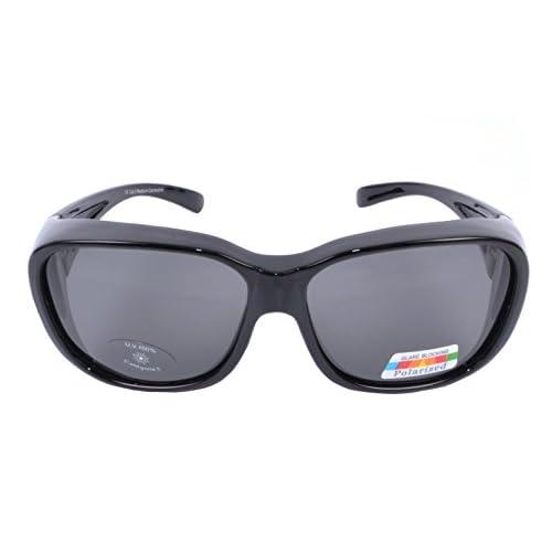 2cda8f2250 El servicio durable Rapid Eyewear Negro SOBRE GAFAS DE SOL encima de  graduadas: polarizadas.