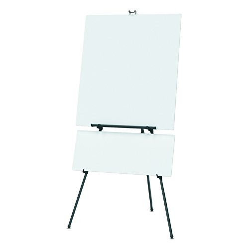 Quartet Easel, Aluminum, Heavy-Duty, Telescoping, 66