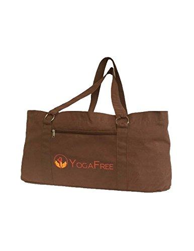 YogaFree Yoga Mat Tote Bag
