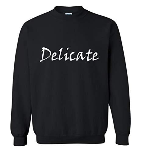 GOCZDEALZ Taylor Delicate Funny Sweatshirt Adult and Youth
