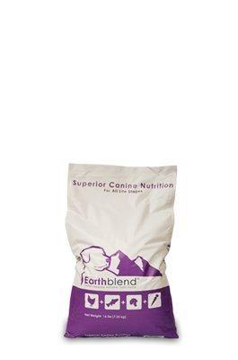Earthblend Natural Dog Food - 8 LB Bag (Best Super Premium Dog Food)