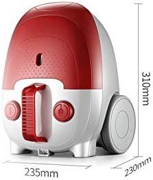BABY-BAOBEI Aspirateur Complet Ensachées, Plastique, 1000 W, 1,2 Litre, Gey Rouge +