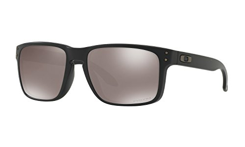 Oakley Holbrook Sunglasses Matte Black with Prizm Black Polarized Lens + - Fishing Oakley Sunglasses