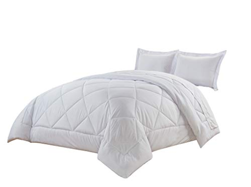 down alternative comforter 92x96 - 2