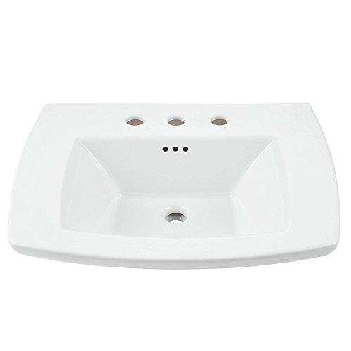 American Standard 0445008.020 Edgemere Sink Top 8