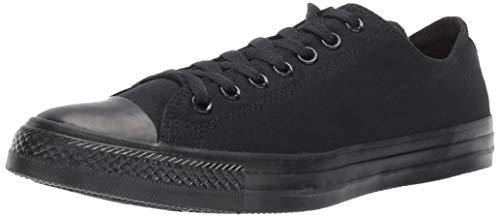 Shoes Adulte White Chuck Mixte Monochrome Lo Converse Baskets Black Uq5YPw