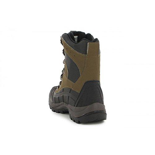 Stivali Chiruca – Patagonia 02, colore marrone/verde in pelle