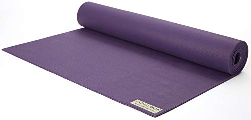 Jade 68-Inch by 1/8-Inch Travel Yoga Mat (Purple)