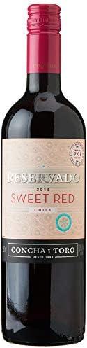 Vinho Concha y Toro Reservado Sweet Red 750 Ml