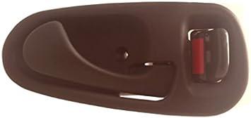 Bezel Brown Fits Right = Inside Interior Door Handle Mitsubishi Montero Sport