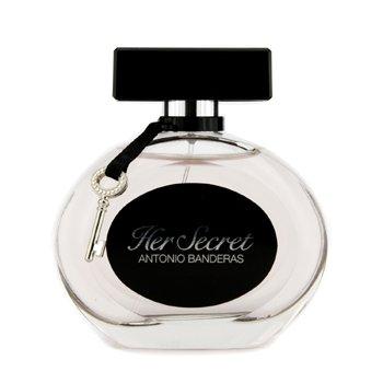Antonio Banderas Her Secret 2.7 Edt Sp Fragrance:women 0 - Antonio Banderas Fragrances