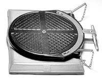 S&G Tool Aid (66200) Wheel Alignment Turntable, Set Of Two by Tool Aid (Image #1)