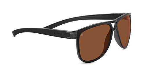 serengeti-7937-verdi-sanded-black-frame-polarized-drivers-lens