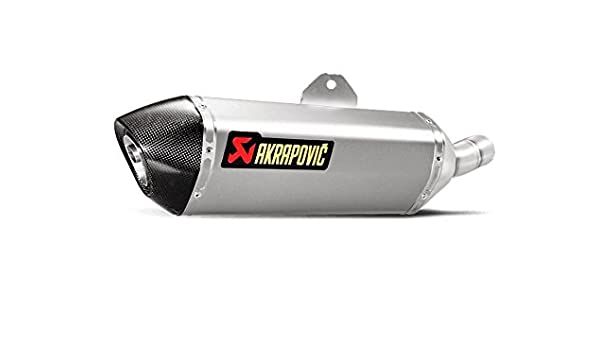 Akrapovic Kawasaki Ninja ZX 250 SL S-k2so7-hrss: Amazon.es ...