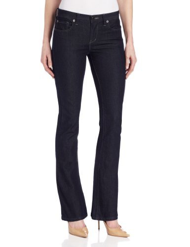 omen's Easy Flare Dark Wash Jeans in Rinse Rinse Jeans 31 X 32 (Flare Dark Wash)