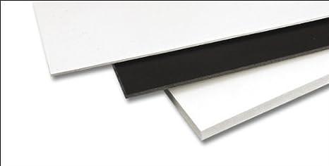 White Surface with White Core ELMERS Foam Board 25 Boards//Carton 30 X40 950510