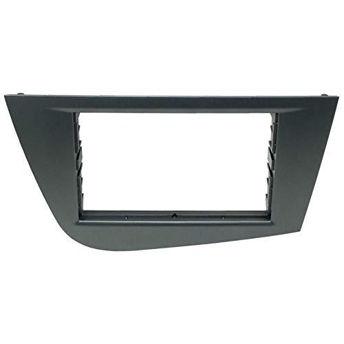 Honda Civic Car CD Stereo Radio Single DIN Black Facia Fascia Fitting Kit Panel