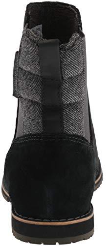 Columbia Boot Women's Twentythird Black Chelsea Ave Fashion Waterproof Steam wSPwqRxYrn
