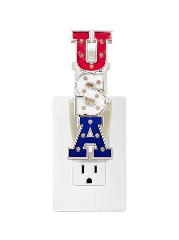 Bath & Body Works U S A light up wallflower plug