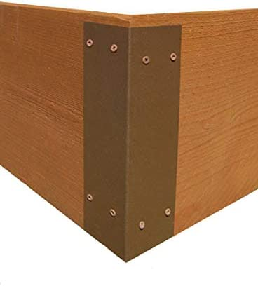 Raised Garden Bed Corner Brackets For 12 H Beds Amazon Ca Home Kitchen