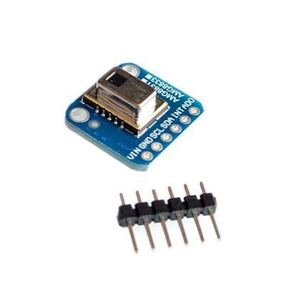 Demo Board & Accessories Amg8833 Ir 8*8 Thermal Imager Array Temperature Sensor Module 8x8 Infrared Camera Sensor High Quality And Inexpensive Back To Search Resultscomputer & Office