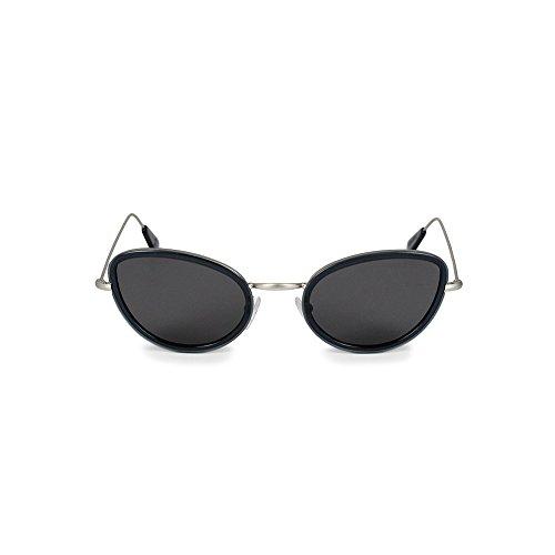 Glassing Soleil Lunette Femme Gris grey De Ruthenium 0BrqO0