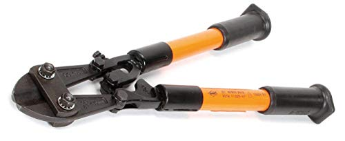 Nupla NC-UCC18 Bolt Cutter with Center Cut Blade and Bolt Cutter Grip, 18