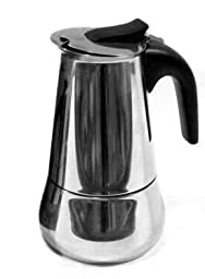 Bialotti - Stainless Steel Stovetop Espresso Maker (6 Cup)