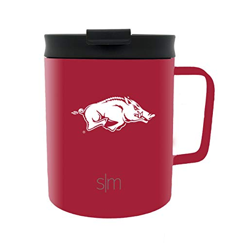 Simple Modern 12oz Scout Travel Mug Arkansas Arkansas 12 Ounce Tumbler