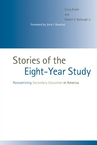 Stories of the Eight-Year Study: Reexamining Secondary...