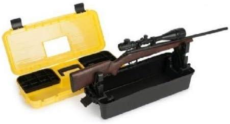 LOI Banco de Limpieza para Armas, Rifle, Caja de Mantenimiento: Amazon.es: Deportes y aire libre