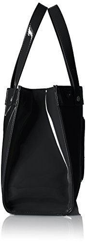 Jeans Tote Armani Patent Black Crossbody HqYwdYv