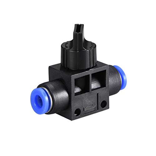 uxcell Air Flow Control Valve 6mm or 15/64