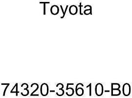 TOYOTA Genuine 74320-35610-B0 Visor Assembly