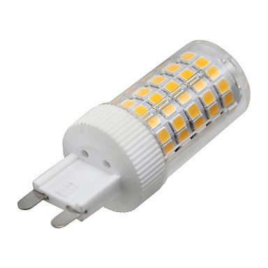 Amazon.com: Lights Bulbs, YWXLIGHT 6pcs 10W 900-1000 lm G9 LED Bi-pin Lights T 86 LEDs SMD 2835 Dimmable Warm White Cold White Natural White 220-240V: Home ...