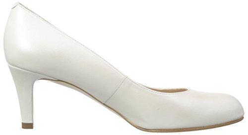 Unisa Latri_n - Tacones Mujer Blanco - Elfenbein (BONE)