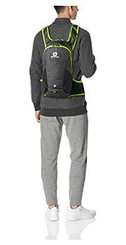 Salomon Trail 10 Backpack, Galet Greygreen 2