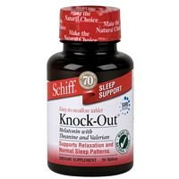 Price comparison product image Schiff Vitamins Knockout 50 Tab (4 Pack)