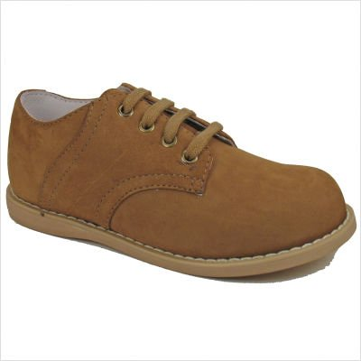 Willits Girls' Chris School Shoes,Brown Nubuck,7 D US by Willits (Image #3)