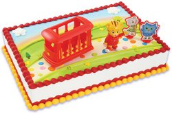 Daniel Tiger's Neighborhood Cake Topper PROD-ID : 1921289]()