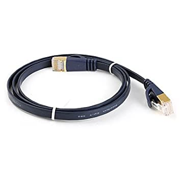 ZCLPowersync Cat.7 RJ45 Ethernet de alta velocidad por cable (1m)