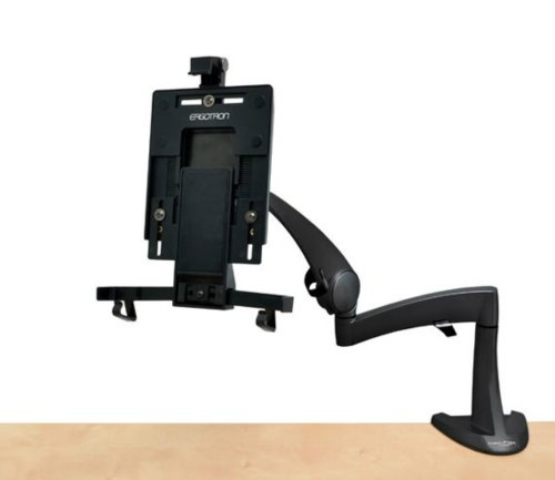 Ergotron Neo-Flex Desk Mount Tablet Arm (45-306-101) by Ergotron