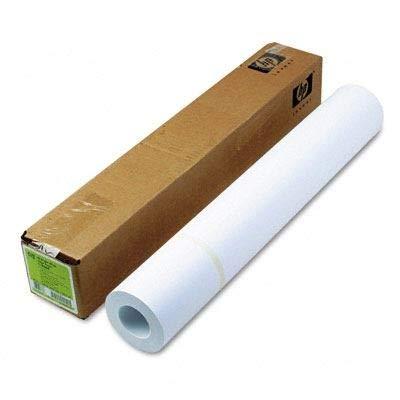 Paper Matte Bright White Inkjet (HP C1860A Designjet Bright White Inkjet Paper, 4.7 mil, 24