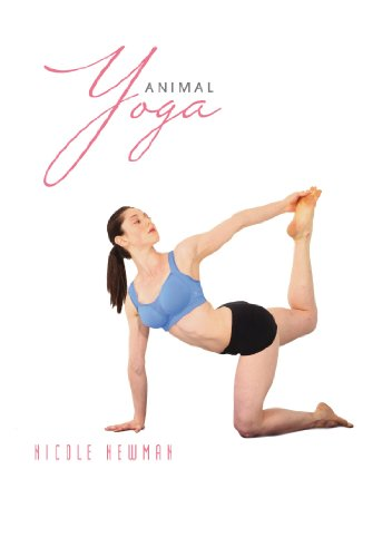Animal Yoga Fitness DVD, Small