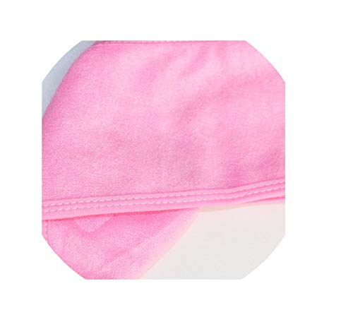 Pink Bath Shower Make Up Wash Face Cosmetic