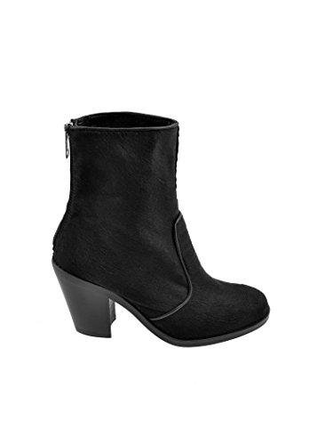 Diesel, Damen Stiefel & Stiefeletten  schwarz schwarz