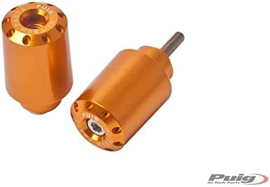 Puig 6628O Bar Ends by Pair Long Model for F800 GT 13-17