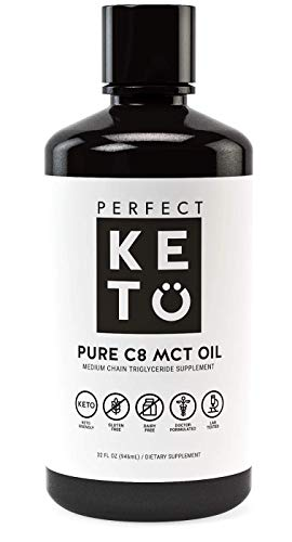 Perfect Keto MCT Oil Supplement product image